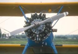 """Boeing Stearman """"Front End"""""""