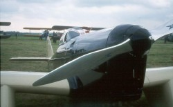 Miles Hawk Speed Six  G-ADGP