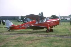 DH Hornet Moth G-ADNE