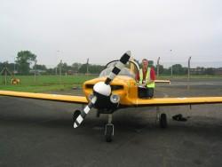 I do like flying this aeroplane