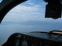 Kintyre peninsula with Islay beyond