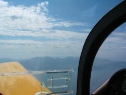 Approaching Lochgilphead