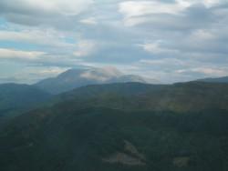 Ben Nevis - 3000 feet above us